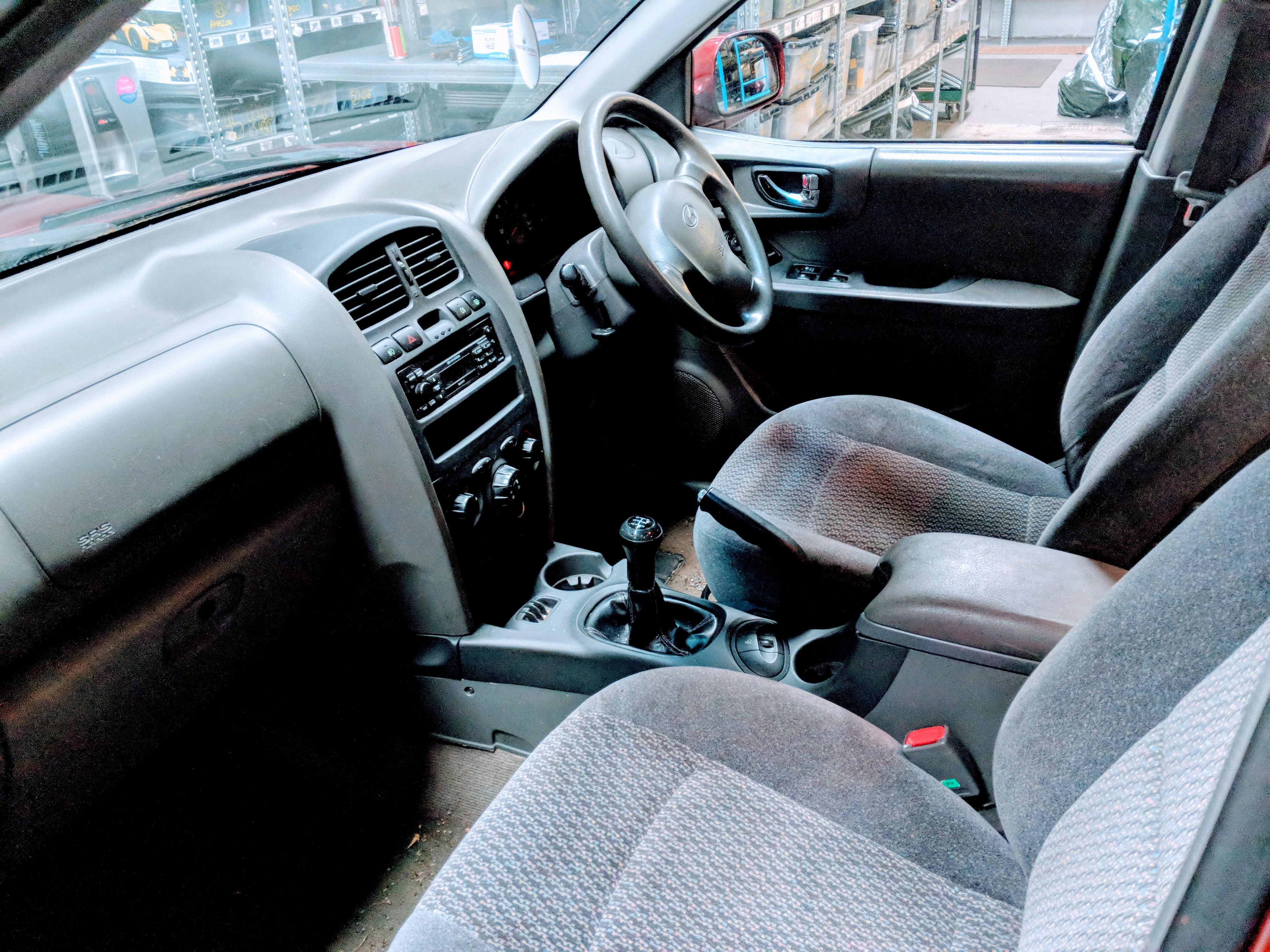 Hyundai Santa Fe Seats