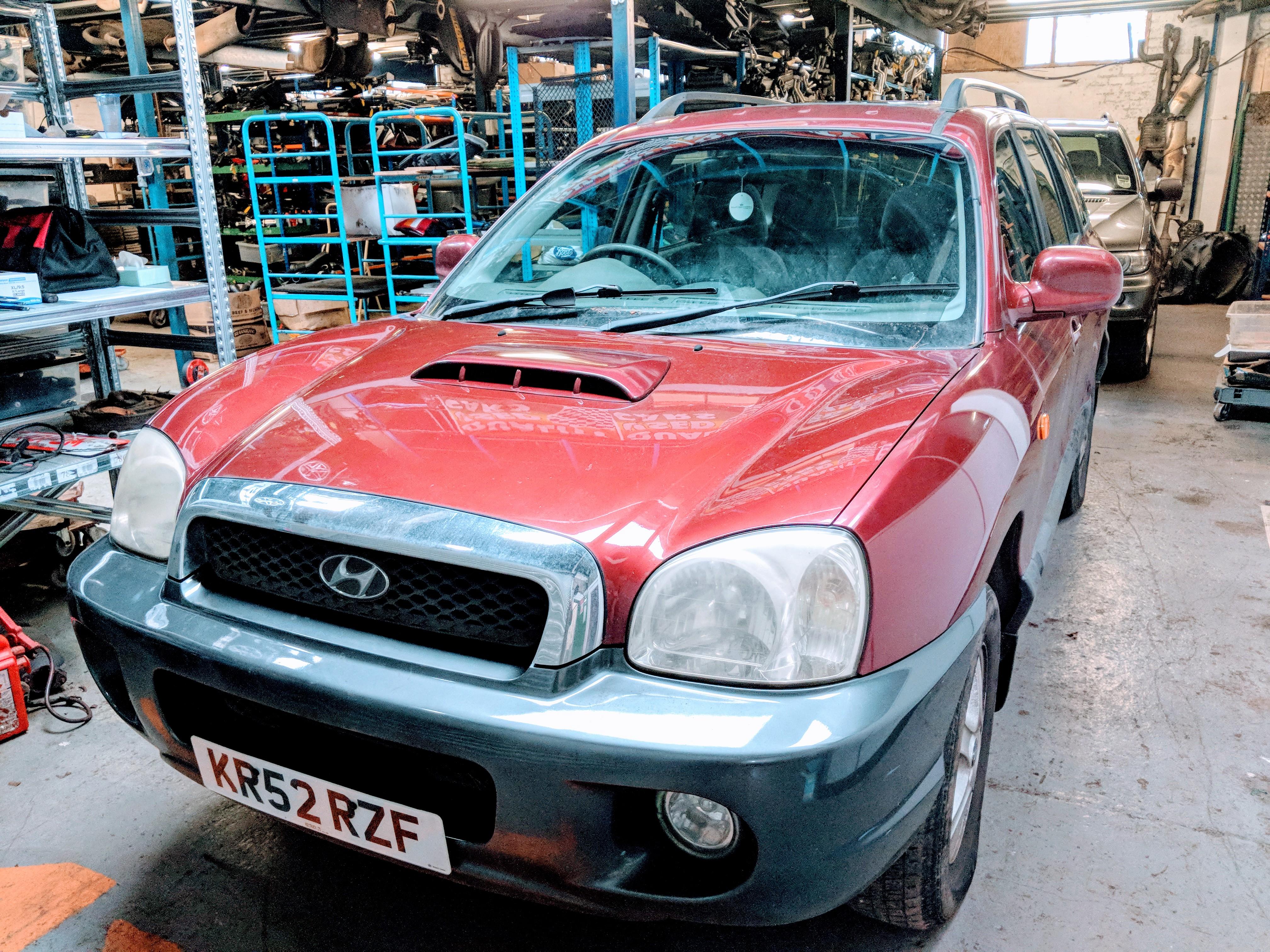 Hyundai Santa Fe MK1