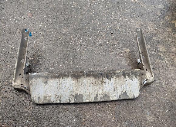 VOLVO XC90 REAR BUMPER GUARD PLATE