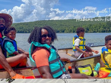 Your weekend travel guide to Scottsboro Alabama with Kids