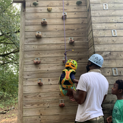 Family camp is a great way to gain exposure to many outdoor activities all at once!