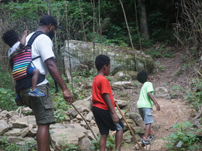 Heading outside? Plan Ahead with Black kids Adventures