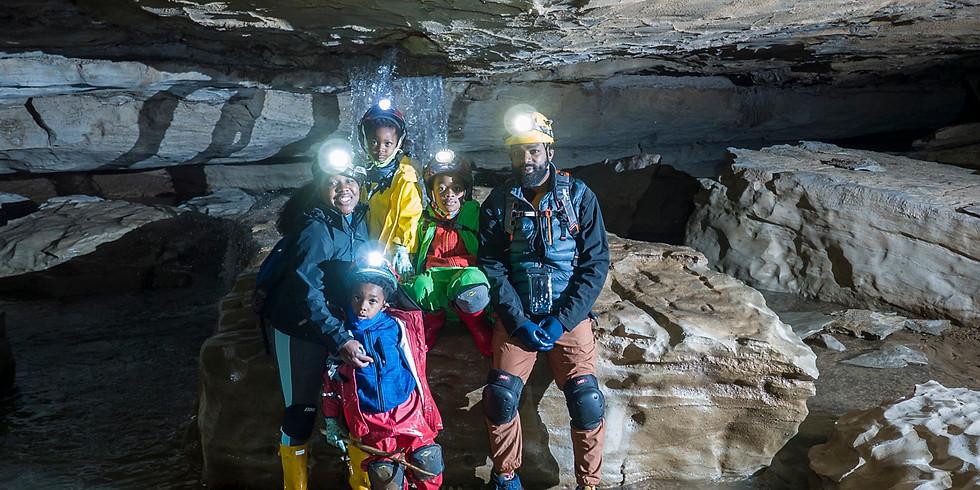 Family Caving Adventure