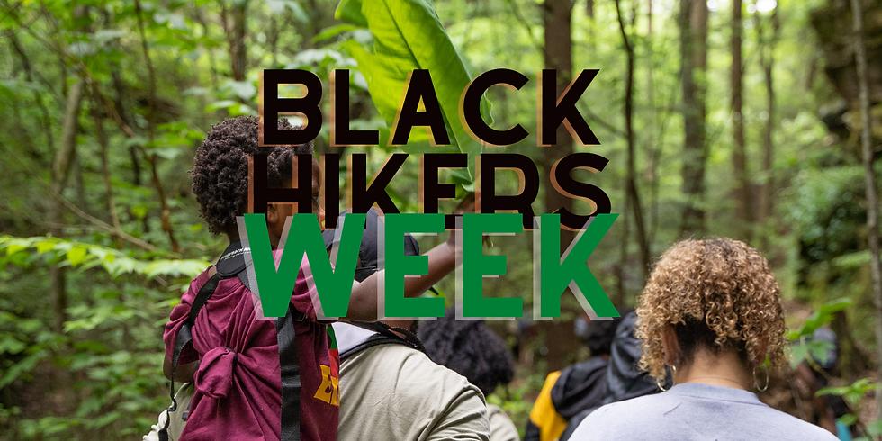 Black Hikers Week Celebration Hike
