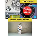 Code & Create (Grades 1-3): Coding, robotics & stop-motion animation