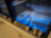 Установка ламинированных подоконнтков
