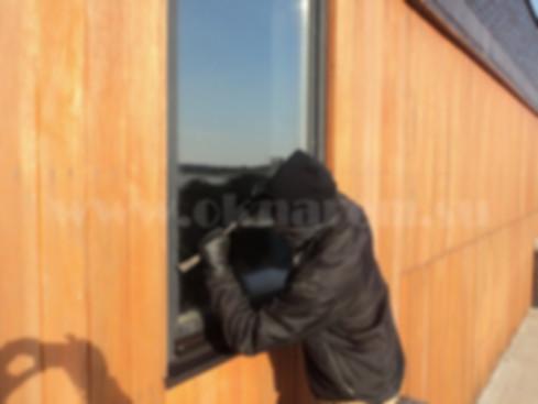 Установка взломостойкой фурнитуры на окна