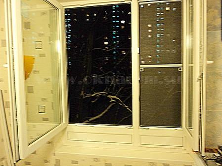 Модернизация пластикового окна