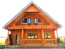 Остекление деревянного дома пластиковыми окнами