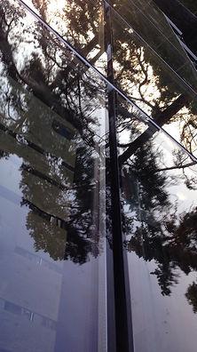 Светопрозрачные крыши - Установка