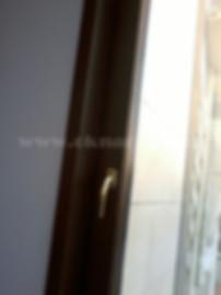 Установка дерево-алюминиевых окон