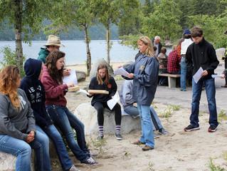 Water forum hosts irrigation field trip
