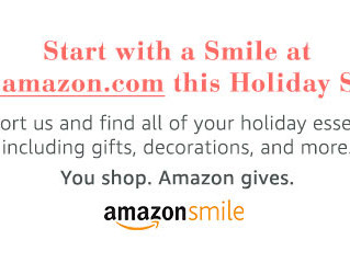 Support BRWF through AmazonSmiles!