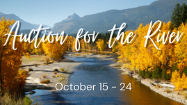 Auction for the River Oct 15-24