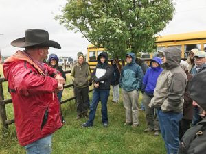 Water Forum sponsors irrigation and restoration tour for adults