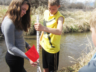 Water lessons: Corvallis students get out of the classroom to learn about resource