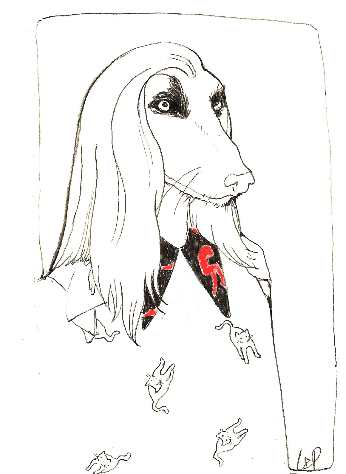 greyhound in miu miu