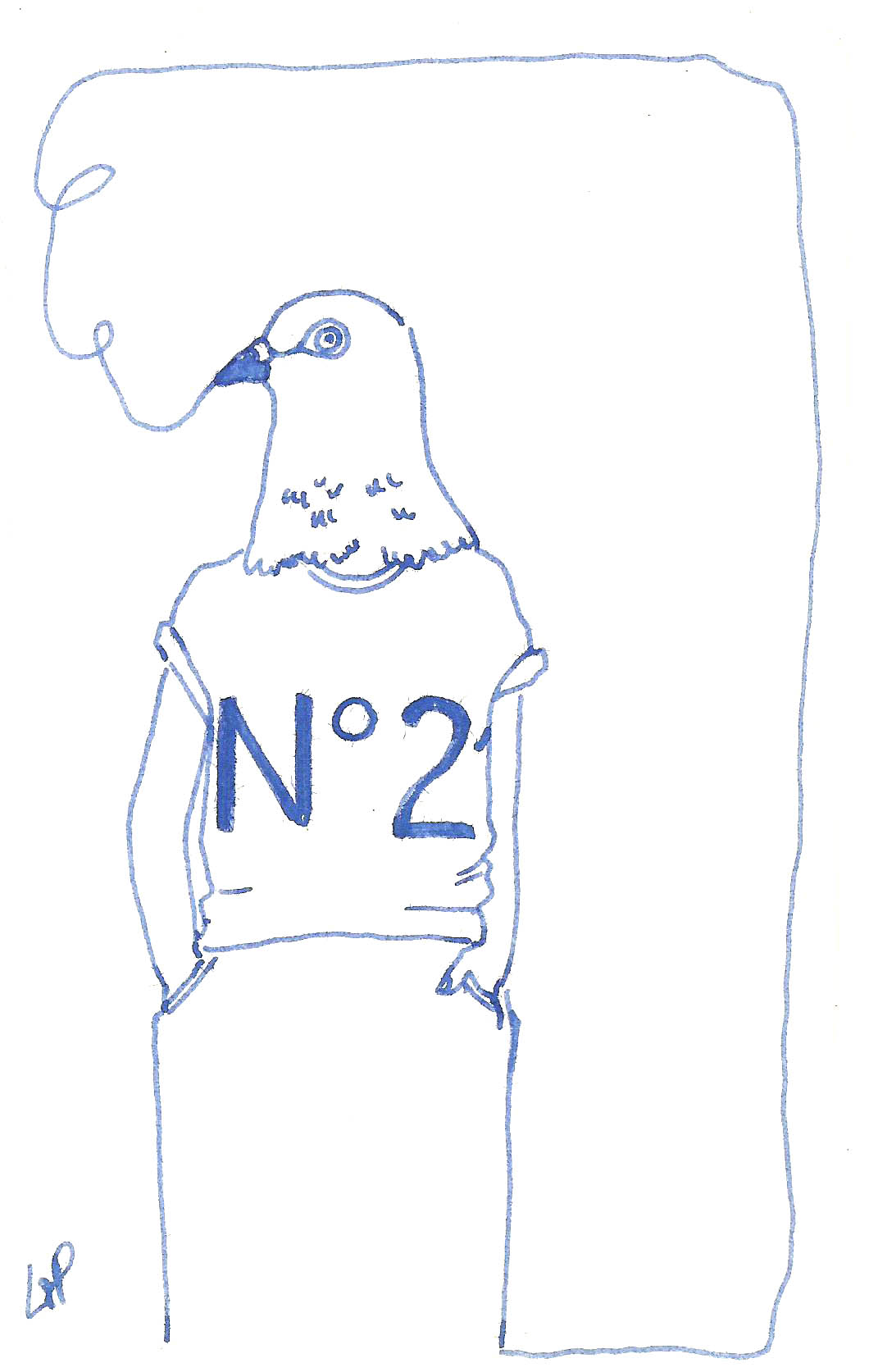 piceon in n.21