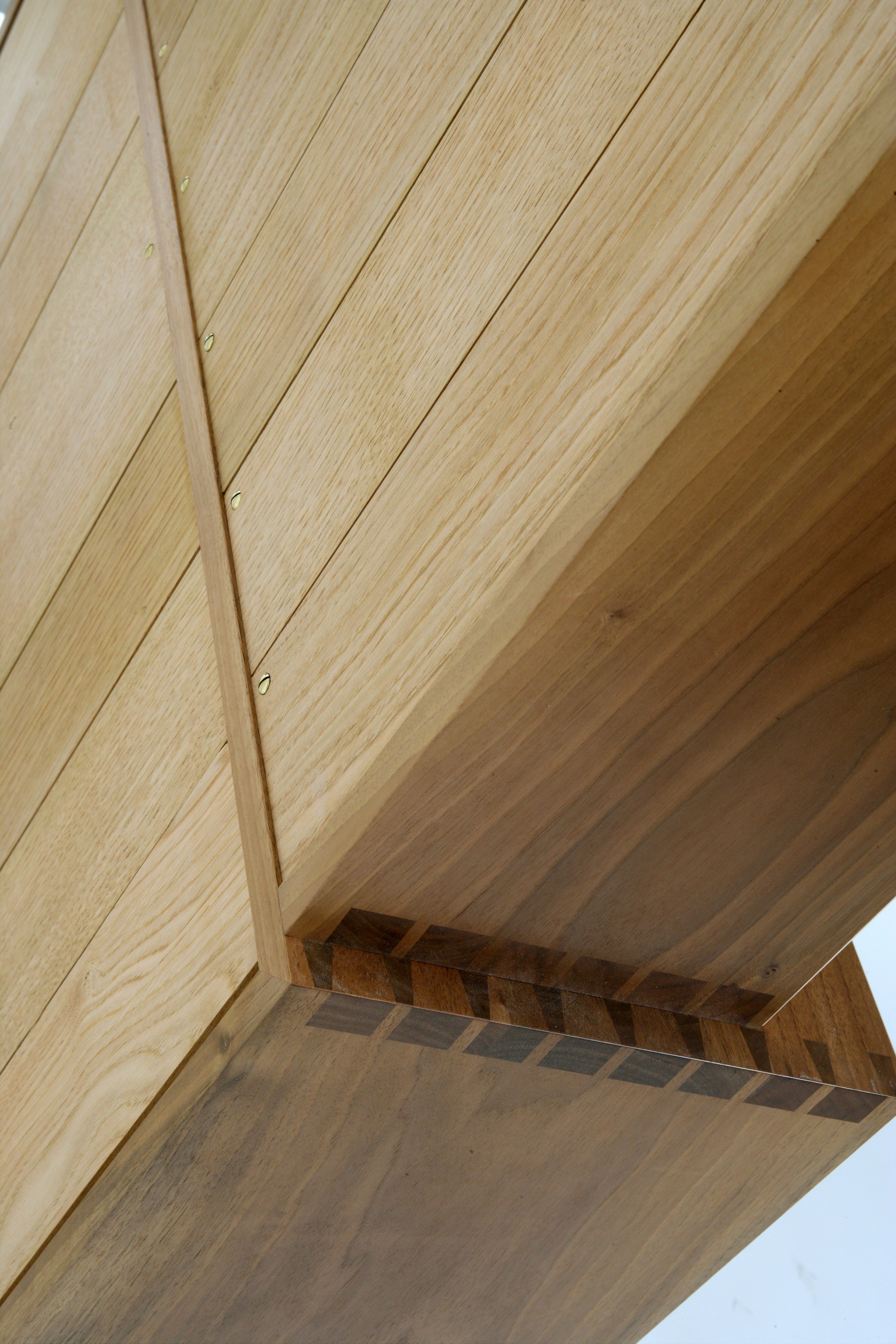 Cabinet Dovetails
