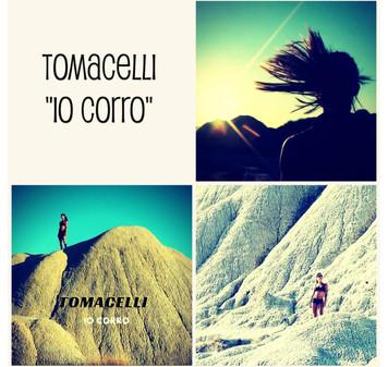 Io Corro, il nuovo singolo di Tomacelli