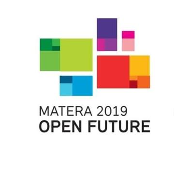Tomacelli con Io Corro per HubArt Matera 2019