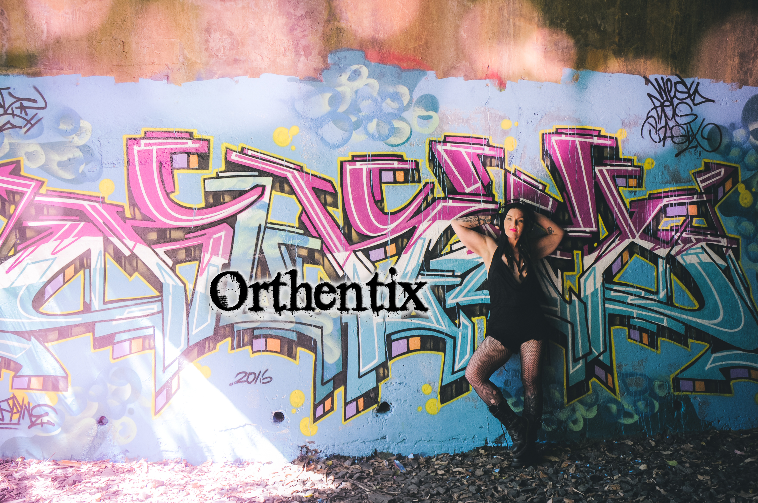 Orthentix Banner Logo