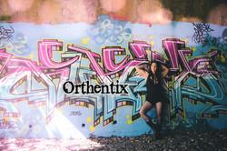 Orthentix Banner Logo