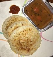 3 Pc Set Dosa with Vetta Puli Kuzhambu.J