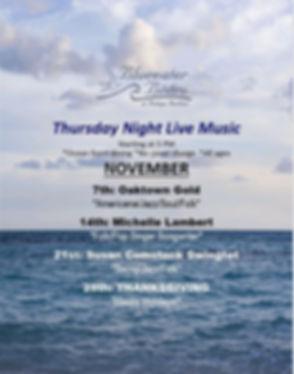 16. Nov 2019 Thursday Night Music.JPG