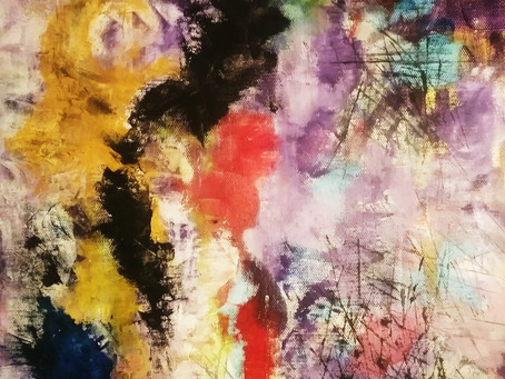 Is Abstract Painting Really Good for Mental Healthcare?