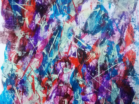 Art Therapy and Abstract Painting