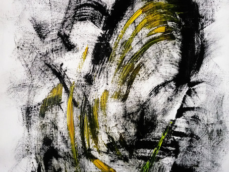 What Do You See in an Abstract Painting?