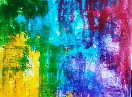 Abstract Art and ADHD