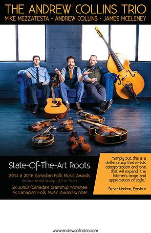 ACT - TOUR POSETER 11X17