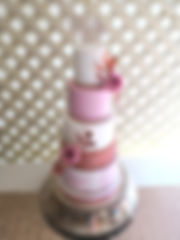 Ilminster Wedding Cakes
