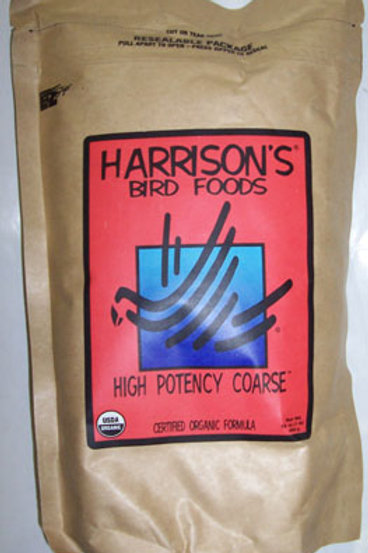 High Potency Coarse 1 lb.