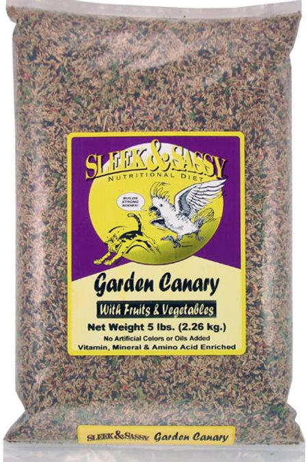 Garden Canary 4 lb.