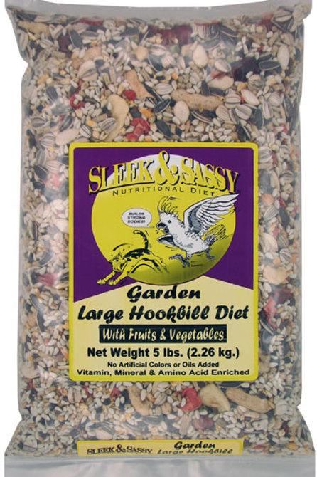 Garden Large Hookbill 4 lb.