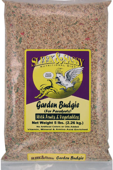 Garden Budgie 4 lb.