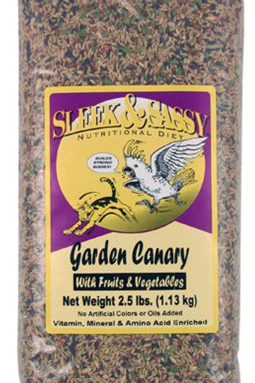 Garden Canary 2 lb.