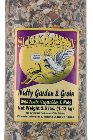 Nutty Garden & Grain 2 lb.