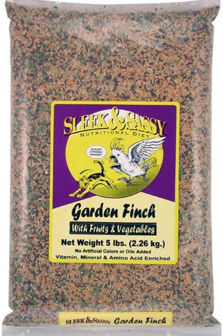 Garden Finch 4 lb.