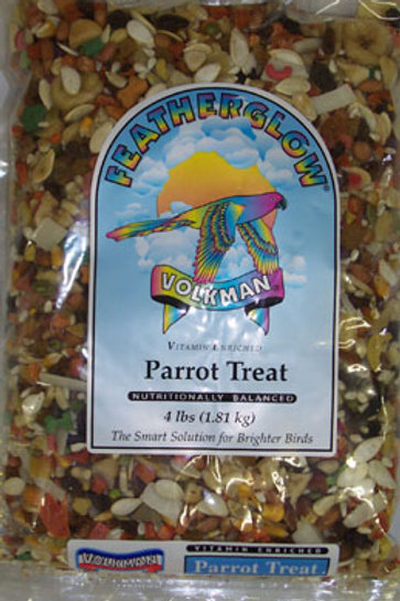 Featherglow Parrot Treat