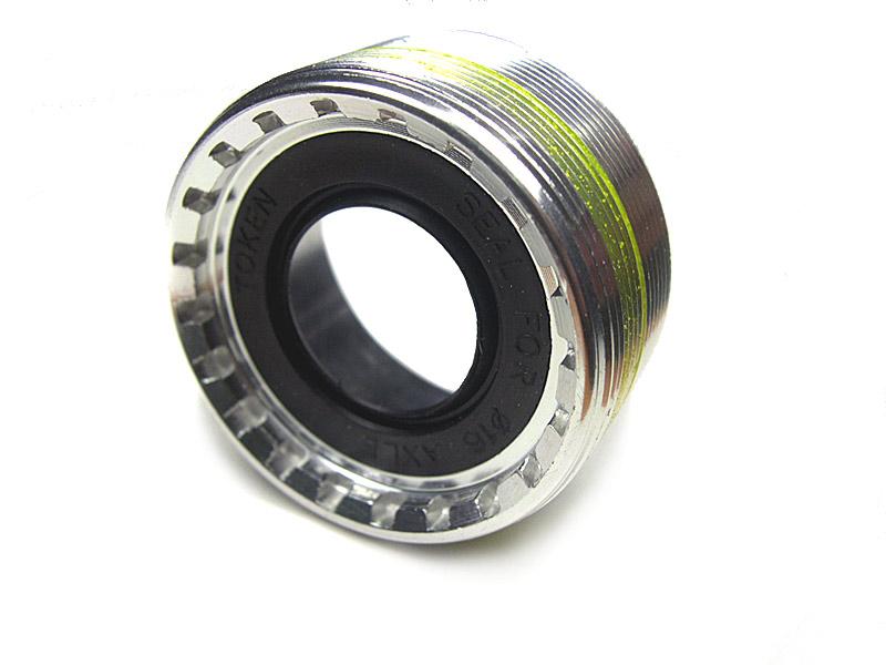 OMNI Racer Worlds Lightest Titanium JIS Square Taper Bottom Bracket 70x110.5mm