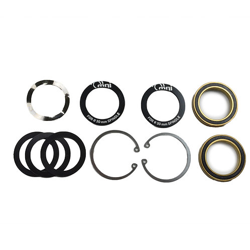 BB30/BB30A Ti CERAMIC Bottom Bracket Bearing Kit for BB30 Crankset