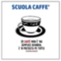 Scuola Caffè Docenti