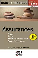 Droit et pratique des assurances 2020-20