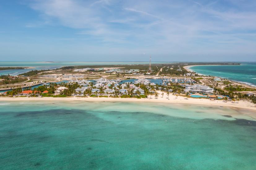 Chub Cay Aerial