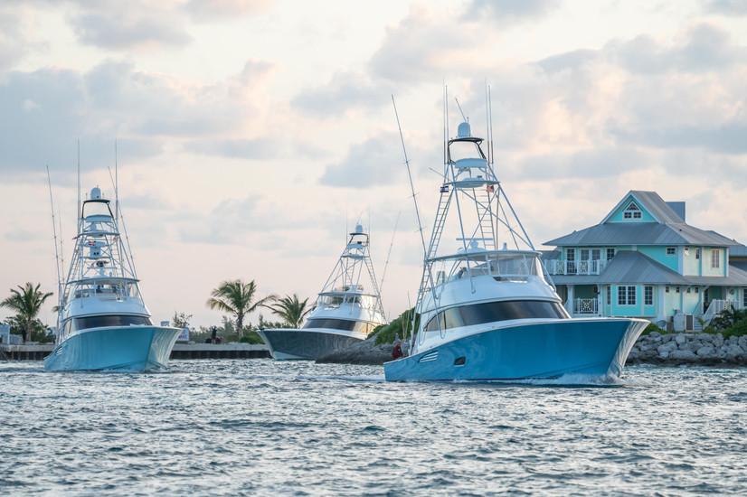 Chub Cay Channel