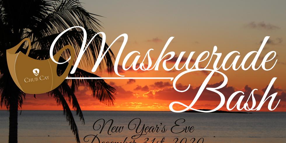 New Year's Eve Maskuerade Bash 2021